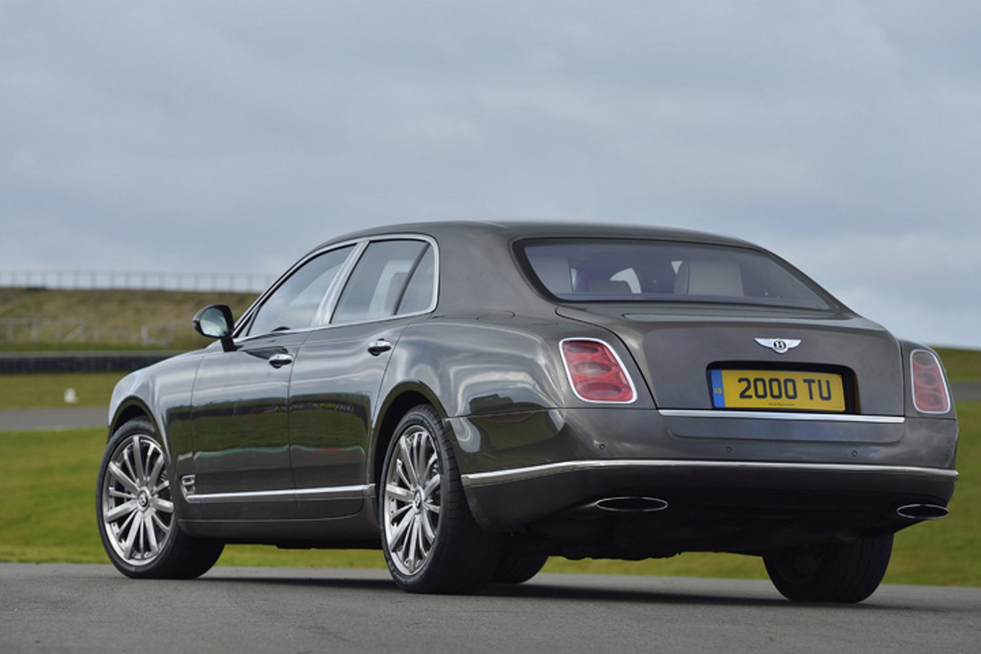 Bentley Mulsanne Speed Gets the Green Light