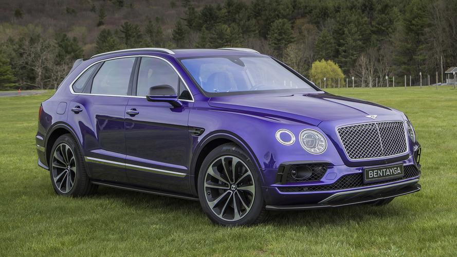 Bentley Bentayga Allegedly Gains Gas-Fueled V8 In July 2018