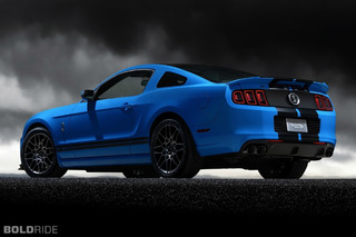 Tech Ride: 2013 Shelby GT500- The Ultimate Pony Car