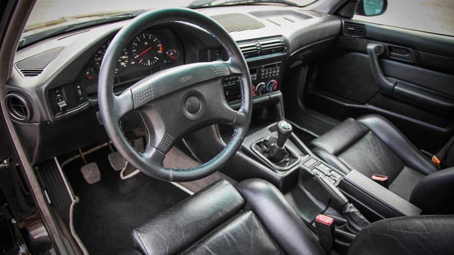 1991 BMW E34 M5 eBay'de satılıyor