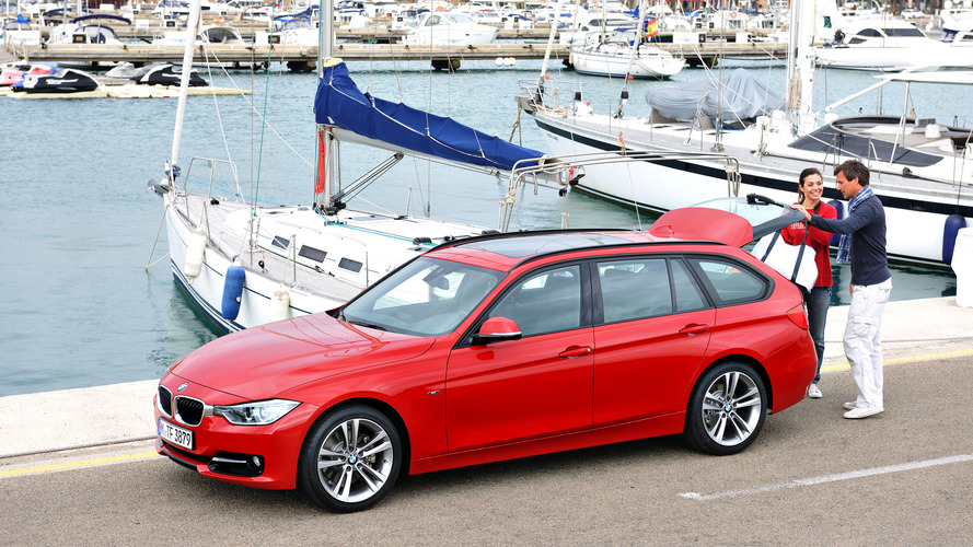 3 Series Sports Wagon