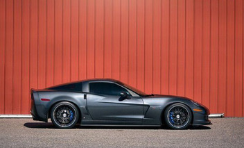 This Corvette Z06 Adds Twin-Turbos, Pumps out 1,400 HP