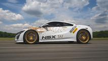 2017 Acura NSX Pikes Peak race cars