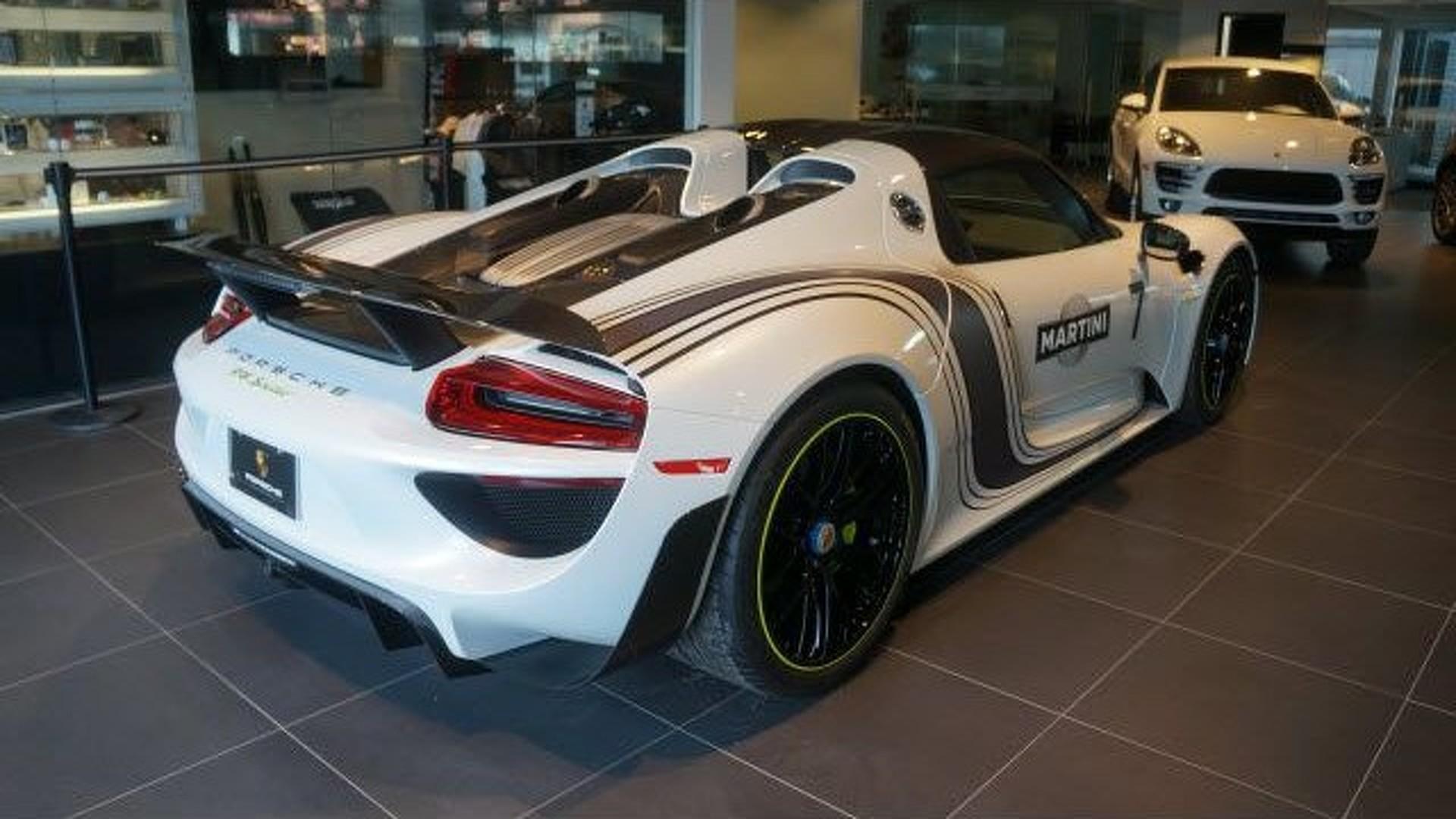 2015-porsche-918-spyder-weissach-package Remarkable Porsche 918 Spyder In London Cars Trend