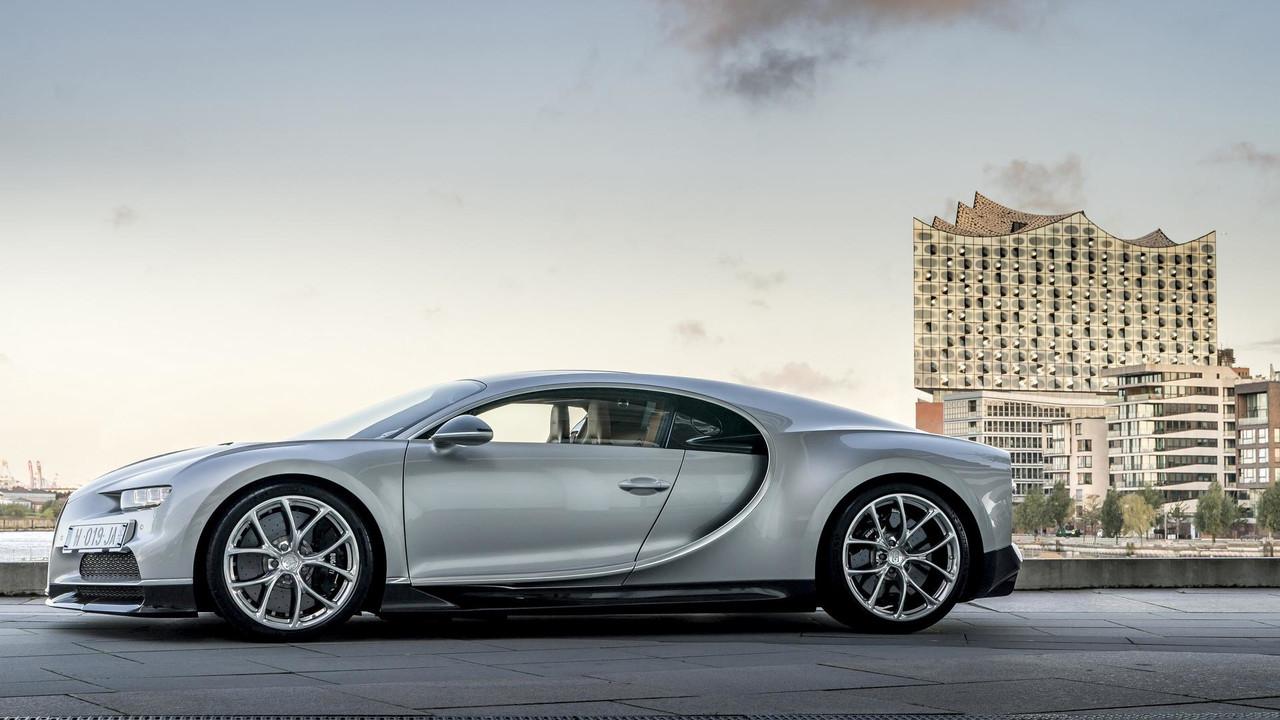 New Bugatti dealer in Hamburg