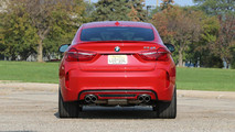 2017 BMW X6 M: Review