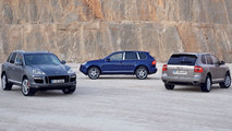 Porsche Cayenne group