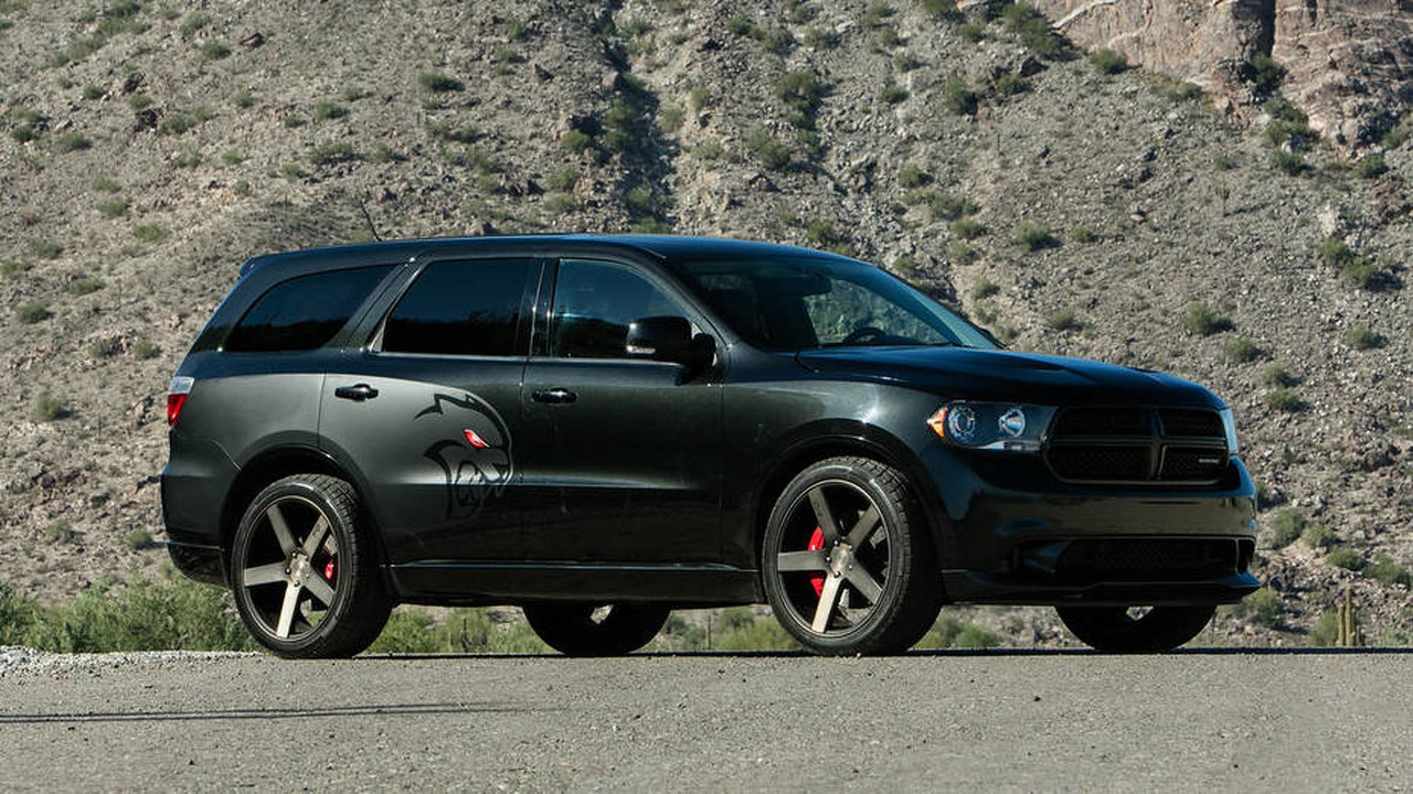 700 hp hellcat powered dodge durango is real and it 39 s awesome. Black Bedroom Furniture Sets. Home Design Ideas
