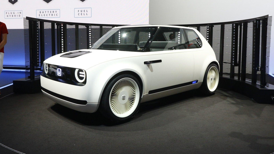 Honda Urban EV konsepti geleceğin şehir otomobili