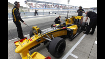 F1 - Jerez de la Frontera 2010 - test