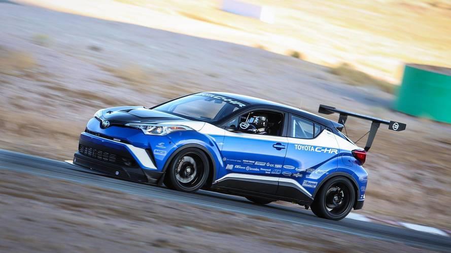 Toyota's NASCAR Drivers Unleash Customized Camrys At SEMA