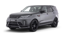 Land Rover Discovery By Startech