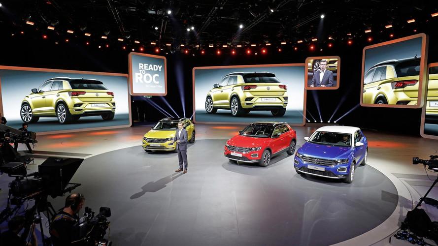 Volkswagen'in satışları 2018'in ilk çeyreğinde rekor kırdı!