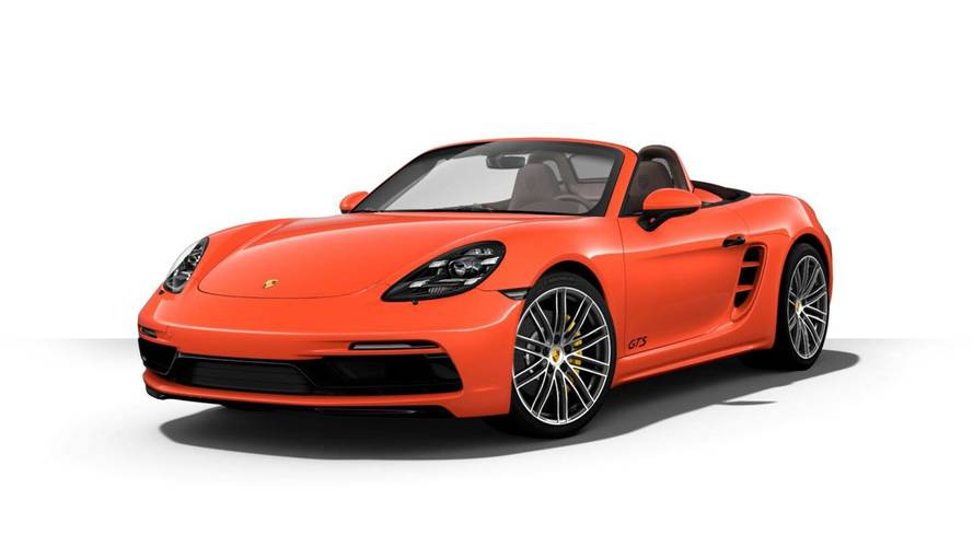 Most Expensive 2018 Porsche Boxster 718 GTS Costs $145,545