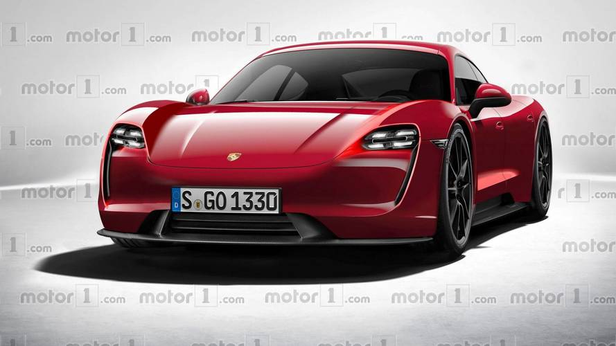 2020 Porsche Taycan: Everything We Know