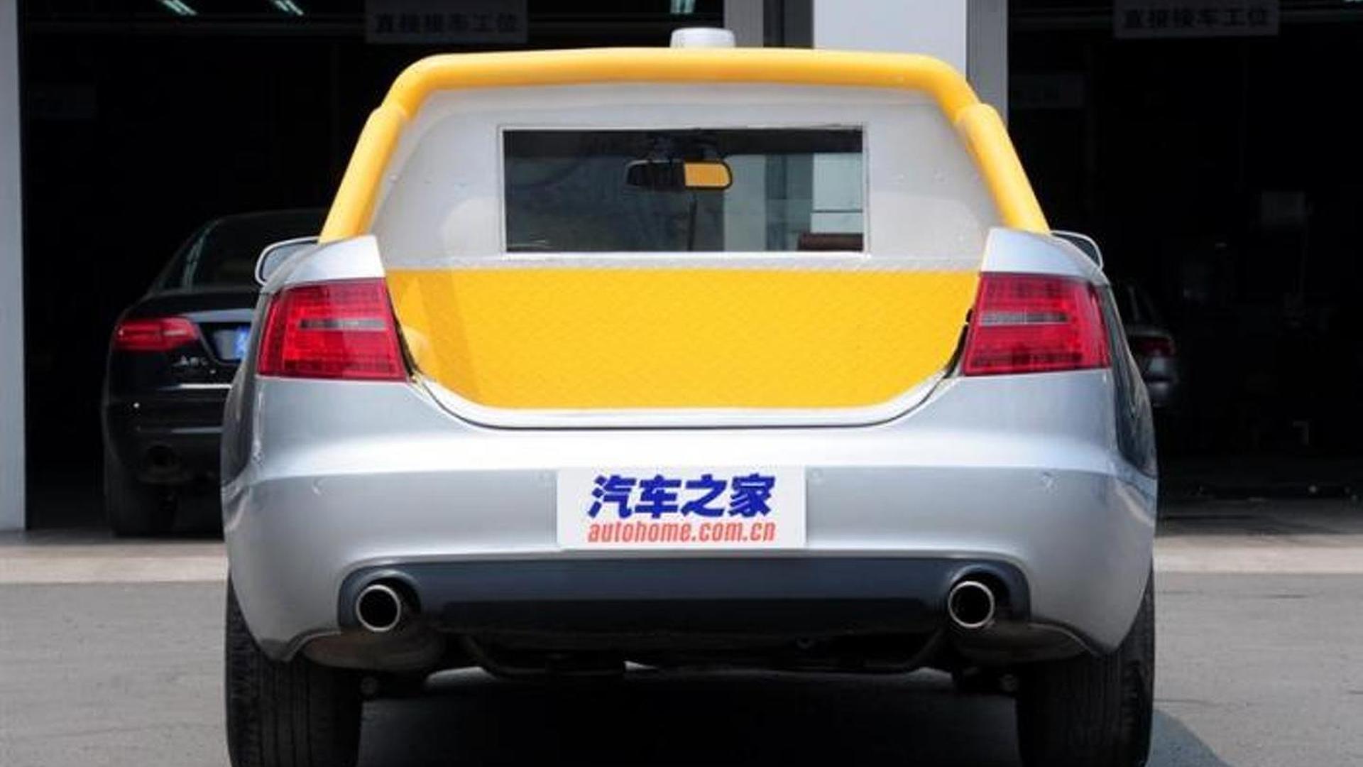 Фото пикапа Audi A6