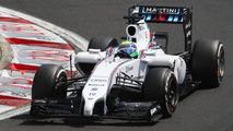 Felipe Massa (BRA) Williams FW36. 26.07.2014. Formula 1 World Championship, Rd 11, Hungarian Grand Prix, Budapest / XPB