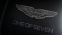Aston Martin Vanquish One of Seven collection announced