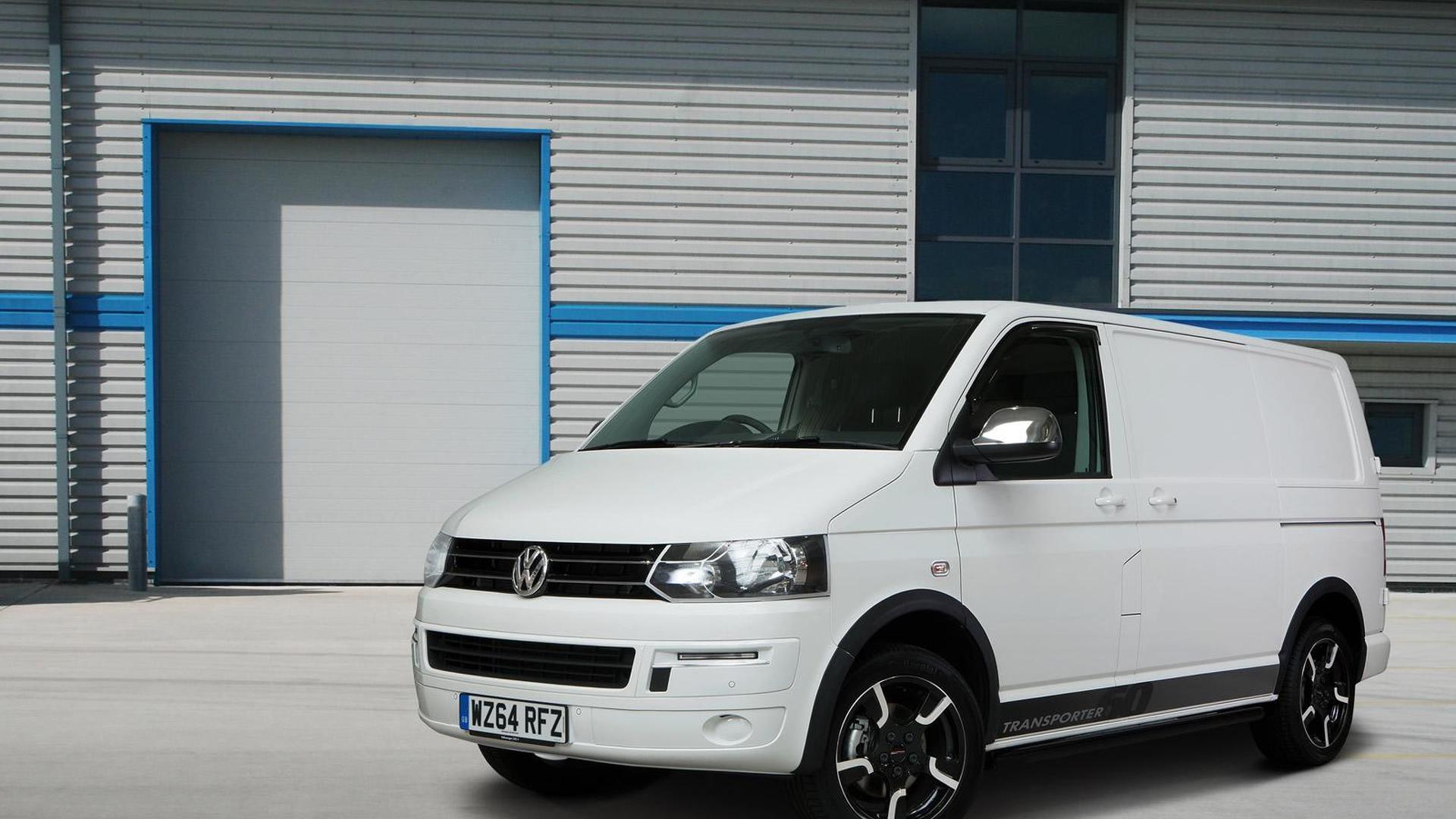 Фото | Volkswagen T5 60 Anniversary Pack