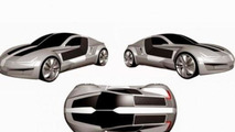 Seat GT concept revealed in patent photos