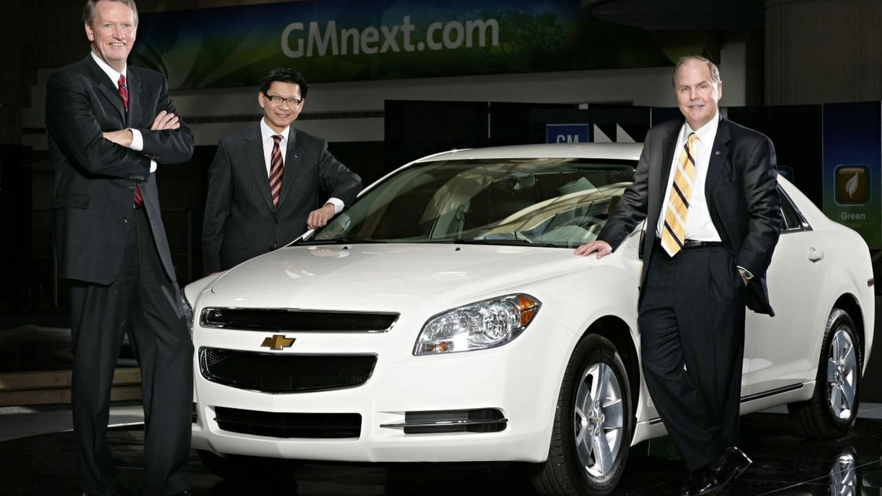 GM leaders