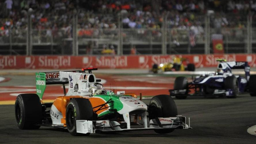Force India missing Sauber-departed Key - Sutil