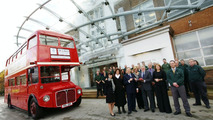 Bentley London Routemaster double-decker bus for St Luke's Hospice