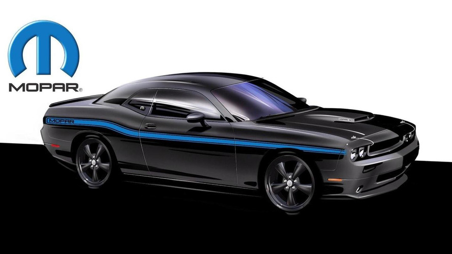 Chrysler announces 2010 Mopar Dodge Challenger