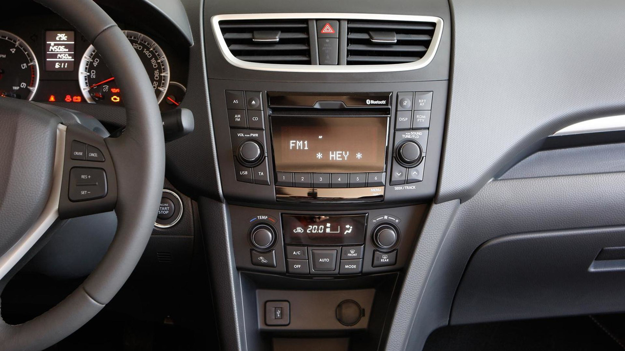 2011 Suzuki Swift Interior More Specs Amp New Images Revealed