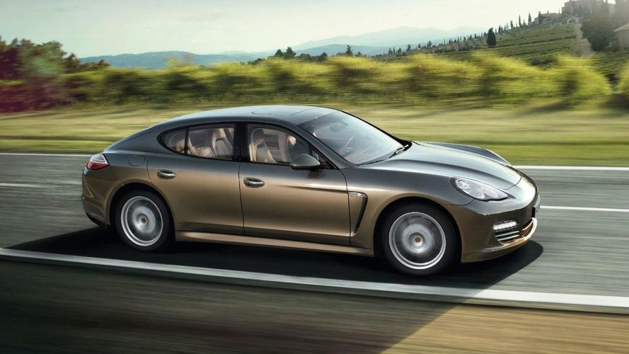 Porsche recalls Panameras for seat belt defect