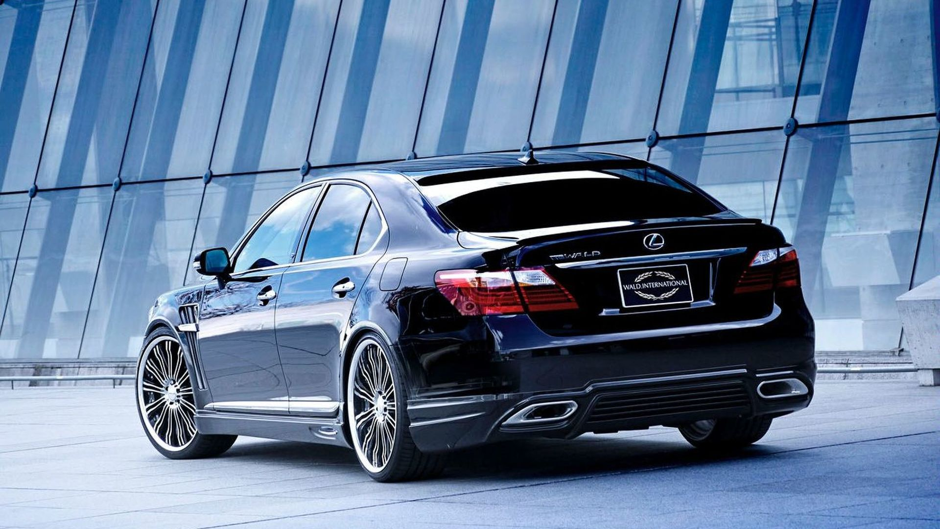 view trend rating lexus and motor cars rear ls reviews