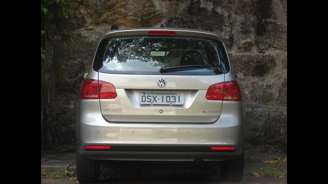 Avaliação - VW SpaceFox 1.6 Sportline I-Motion 2011 melhorou bastante, mas peca no preço