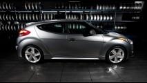 Salão de Detroit: Hyundai apresenta Veloster Turbo oficialmente - Veja fotos