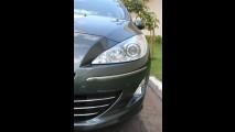 Garagem CARPLACE: Detalhes do visual do Peugeot 408 1.6 THP (Turbo)