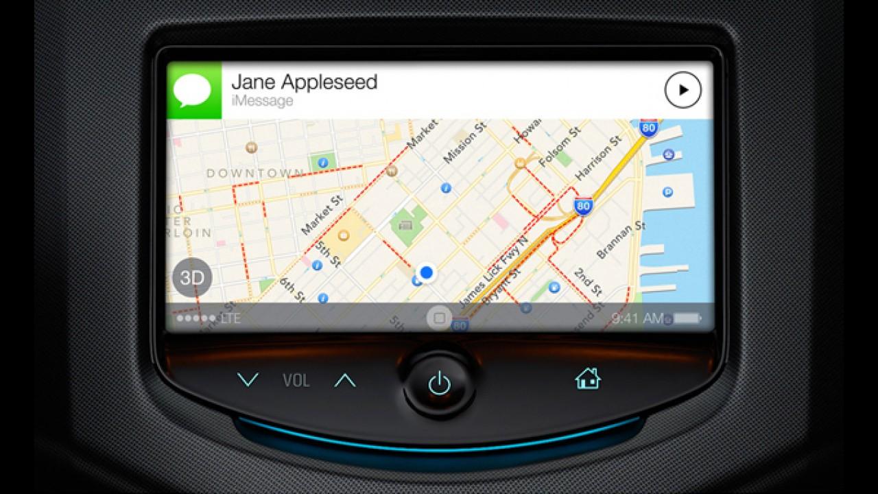 iOS para carros cria desafio para montadoras, diz especialista