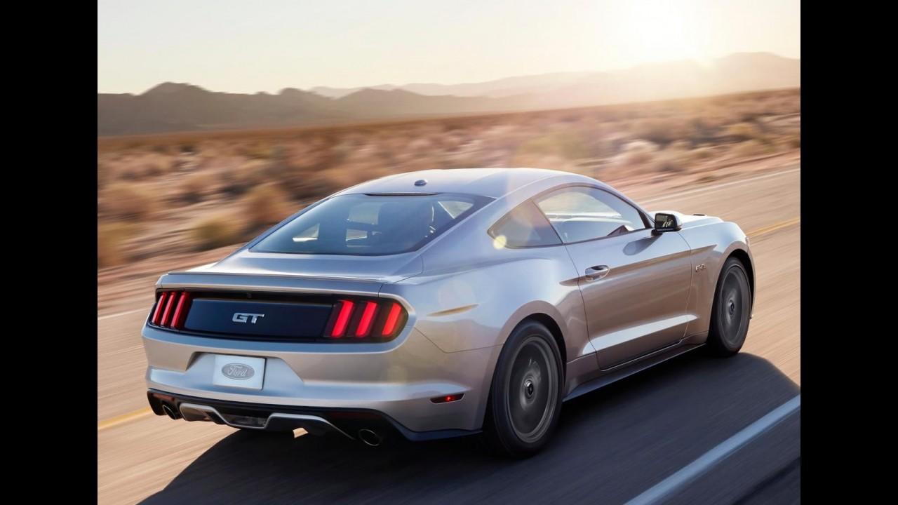 Vídeo: norte-americanos colocam o novo Ford Mustang em órbita