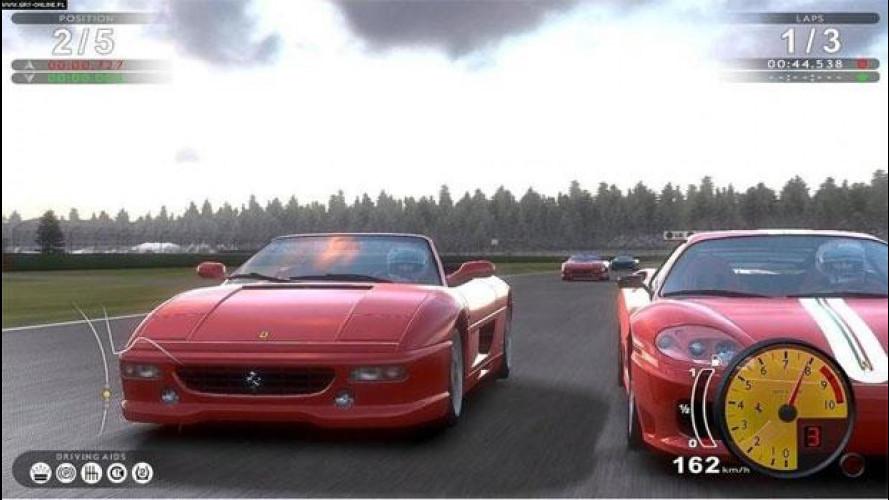 Ferrari Racing Legends: tutte le Rosse in un solo videogioco