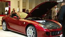 Ferrari 599 GTB at Geneva