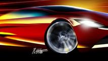 McLaren F2 impression