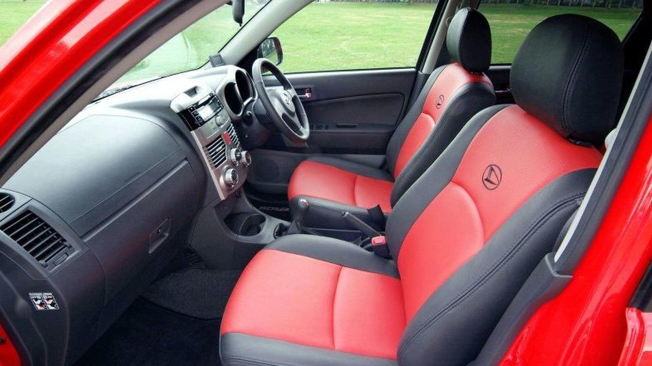 Daihatsu Terios Extensive New Accessory Range