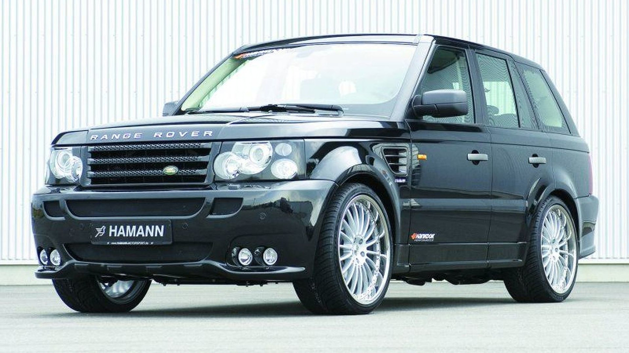 Land Rover Range Rover Sport by Hamann