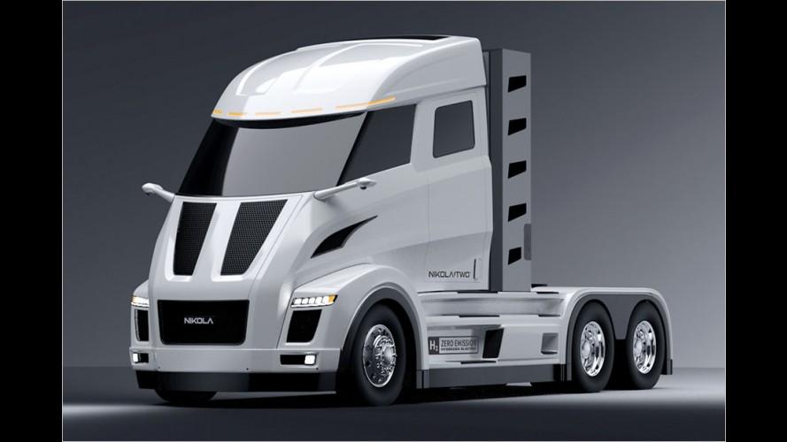 Nikola Motors: Kommt der Elektro-Truck?