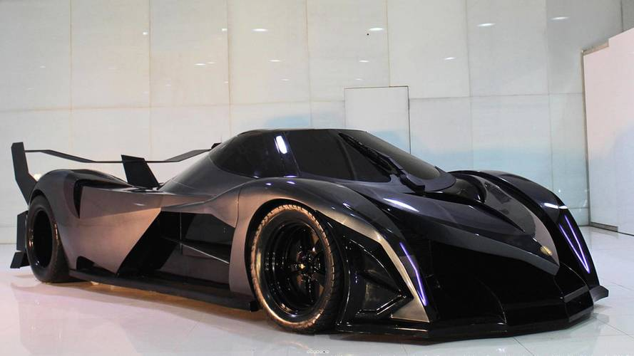 5,000-HP Devel Sixteen Could Debut In Dubai With Working Engine