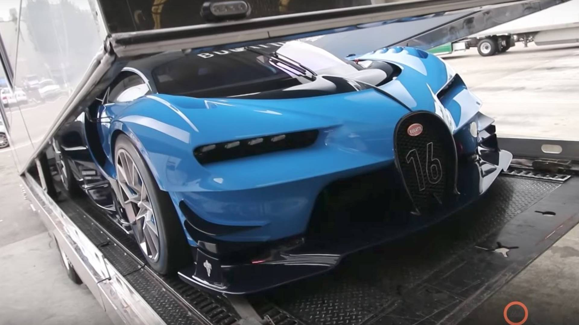 set of spare tires for the bugatti vision gt cost 93 000. Black Bedroom Furniture Sets. Home Design Ideas