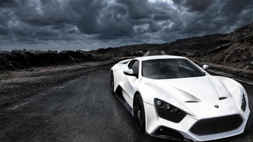 Production ready Zenvo ST1 with 1,104 HP shines in Geneva [video]