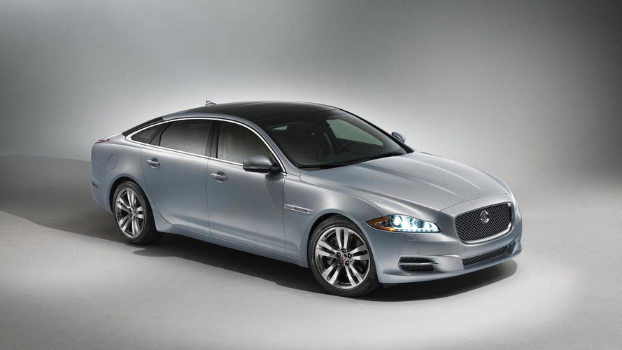 Next-generation Jaguar XJ to have a radical design