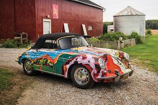Janis Joplin Porsche Sells for $1.7 Million, Sets Record