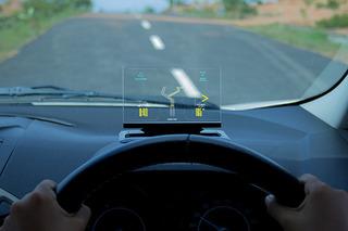 Exploride Gives Older Cars Sleek, Inexpensive Head-Up Display