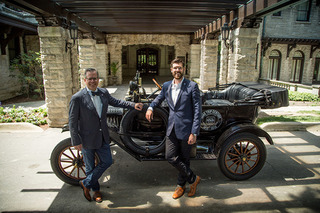 Model T Road Trip Recreates Edsel Ford's 1915 Trek