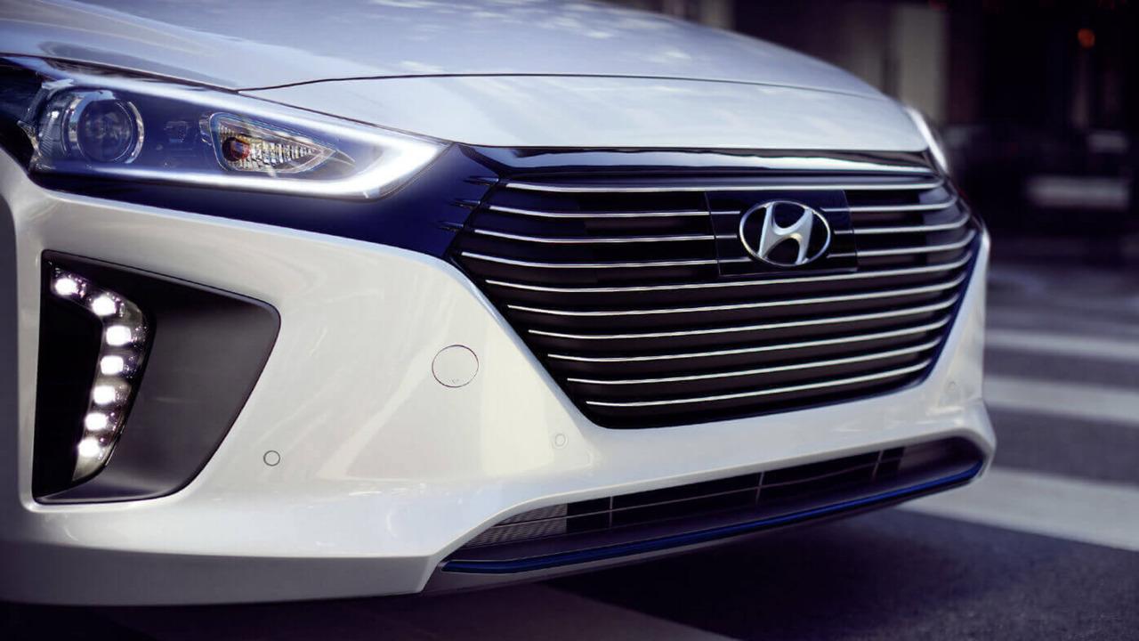 Hyundai Project Ioniq Lab